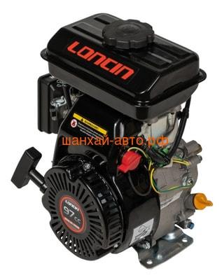 Loncin Двигатель Loncin LC152F (A type) D15.8 (фото, вид 4)