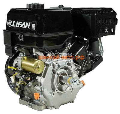 LIFAN Двигатель Lifan KP420E D25 3А (фото, вид 1)