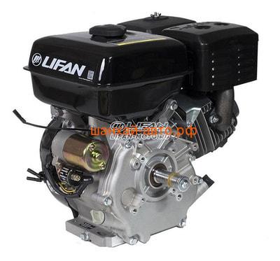 LIFAN Двигатель Lifan 177FD D25, 7А (фото, вид 1)