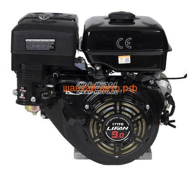 LIFAN Двигатель Lifan 177FD D25, 7А (фото, вид 2)