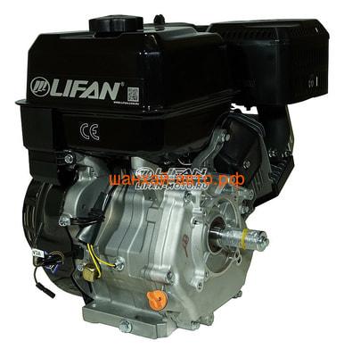 LIFAN Двигатель Lifan KP420 D25, 11А (фото, вид 4)