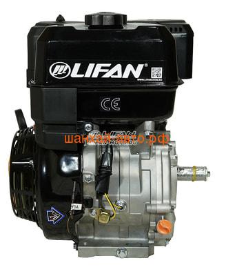 LIFAN Двигатель Lifan KP420 D25, 11А (фото, вид 6)