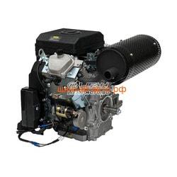 LIFAN Двигатель Lifan LF2V78F-2A PRO(New), 27 л.с. D25, 20А, датчик давл./м, м/радиатор, ручн.+электр. зап. Вид 2