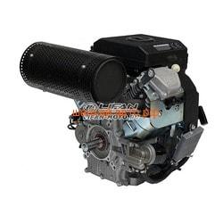 Двигатель Lifan LF2V78F-2A PRO(New), 27 л.с. D25, 3А, датчик давл./м, м/рад-р, ручн.+электр. запуск. Вид 2