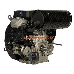 LIFAN Двигатель Lifan LF2V80F-A, 29 л.с. D25, 20А, датчик давл./м, м/радиатор, счетчик моточасов. Вид 2