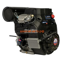 LIFAN Двигатель Lifan LF2V80F-A, 29 л.с. D25, 3А, датчик давл./м, м/радиатор, счетчик моточасов. Вид 2