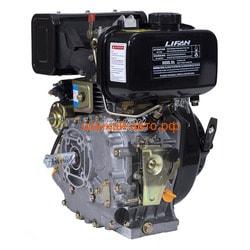 Двигатель Lifan Diesel 178FD D25, 6A. Вид 2