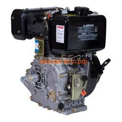 Двигатель Lifan Diesel 186F D25. Вид 2