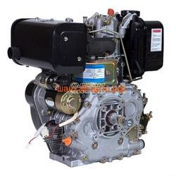 Двигатель Lifan Diesel 186FD D25, 6A. Вид 2