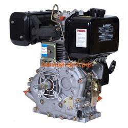 Двигатель Lifan Diesel 188F D25. Вид 2