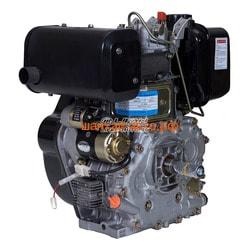 Двигатель Lifan Diesel 188FD D25, 6A. Вид 2