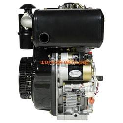 Двигатель Lifan Diesel 188FD D25, 6A шлицевой вал. Вид 2