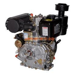 Двигатель Lifan Diesel 192FD D25, 6A. Вид 2