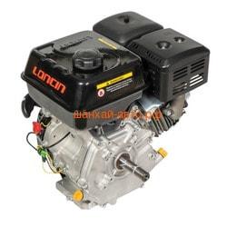 Двигатель Loncin G270F (C type) D25.4. Вид 2