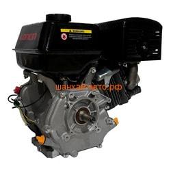 Двигатель Loncin G420F (B type) конусный вал 45,5мм. Вид 2