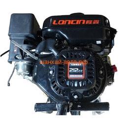 Мотор лодочный болотоход Loncin (H200). Вид 2