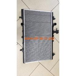 Радиатор охлаждения Geely: MK, Otaka Дервейс 1602041180-01. Вид 2
