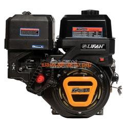Двигатель Lifan KP460E (192FD-2T) D25, 18A. Вид 2