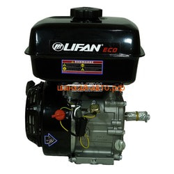 LIFAN Двигатель Lifan 170F ECO D19, увеличенный б/бак 6 л.. Вид 2