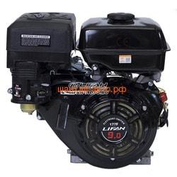 LIFAN Двигатель Lifan 177F D25, 3А (крышка картера F-R). Вид 2