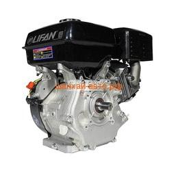 LIFAN Двигатель Lifan 177F (шлицевой вал). Вид 2