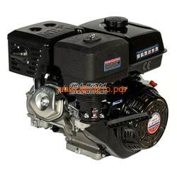 Двигатель Lifan190F-R D22. Вид 2