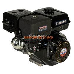 Двигатель Lifan190FD-L D25 18А. Вид 2