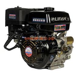 LIFAN Двигатель Lifan190FD-R D22, 18А. Вид 2
