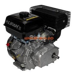 Двигатель Lifan192F-R D22. Вид 2