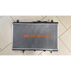 Радиатор охлаждения (под 2 вентилятора) Geely MK Cross 1016003403