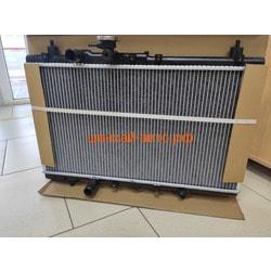 Радиатор охлаждения Geely: MK, Otaka Дервейс 1602041180-01