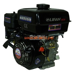 LIFAN Двигатель Lifan 170F ECO D19, увеличенный б/бак 6 л.