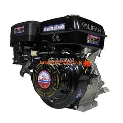 LIFAN Двигатель Lifan 177F (шлицевой вал)