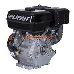 LIFAN Двигатель Lifan 177F D25, 3А (крышка картера F-R)