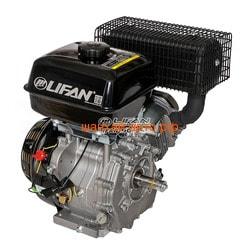 Двигатель Lifan192F-2 D25 7А