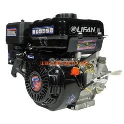 Двигатель Lifan170F-T-R D20, 7А