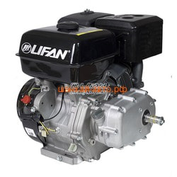 Двигатель Lifan188F-R D22