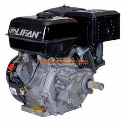 Двигатель Lifan190F-L D25