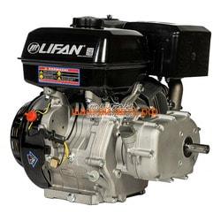 Двигатель Lifan190F-R D22