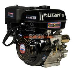 Двигатель Lifan190FD-L D25 18А