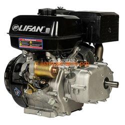 LIFAN Двигатель Lifan 190FD-R D22, 11А