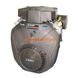 Двигатель Lifan LF2V90F , 37 л.с. D28,575, 20А, датчик давл./м