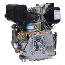 LIFAN Двигатель Lifan Diesel 178FD D25, 6A