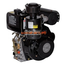 Двигатель Lifan Diesel 192F D25 (конусный вал)