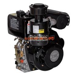 Двигатель Lifan Diesel 192F конусный вал