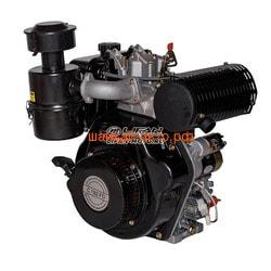 Двигатель Lifan Diesel 192FD D25, 6A