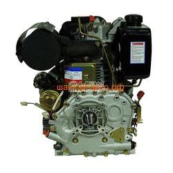 Двигатель Lifan Diesel 192FD, 6A конусный вал (V for generator)