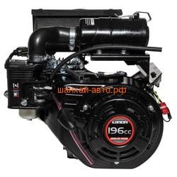 Двигатель Loncin LC168F-2H (A type) D20
