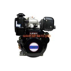 Двигатель Lifan Diesel 186FD D25,4 6A
